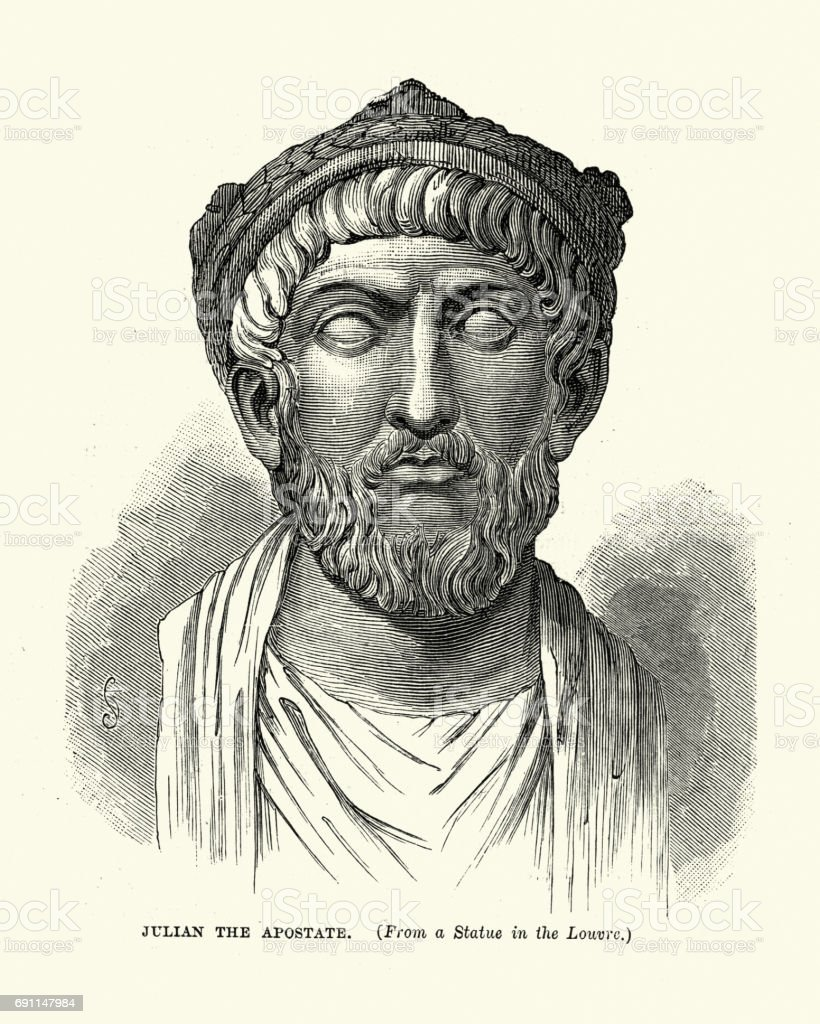 an analysis of the julian emperors in the roman empire Julius caesar pictures search the site go  septimius severus was the first of the roman emperors born in africa  julian ruled the roman empire from 3 november.