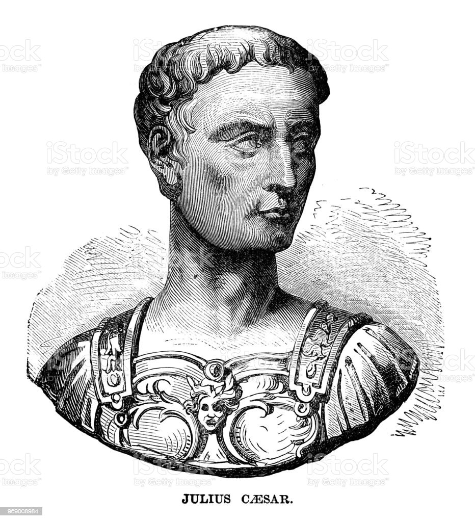 julius caesar s determination Gaius julius caesar was born 12 july 100 bce (though some cite 102 as his birth year) this determination of caesar's, to do exactly what he said he would do, became one of his defining characteristics throughout his life.