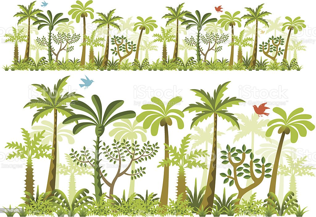 Jungle royalty-free jungle stock vector art & more images of animal themes