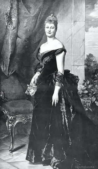 Kaiserin Augusta Viktoria, German Empress and Queen of Prussia