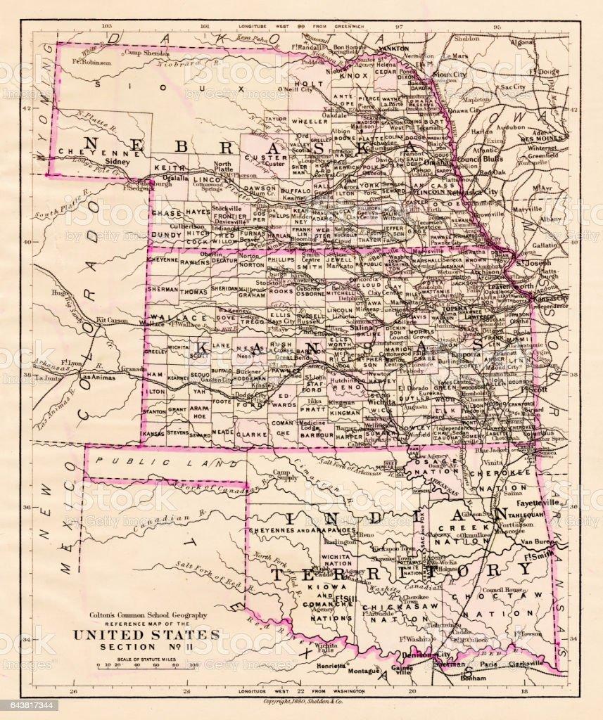 Neska Map Usa on