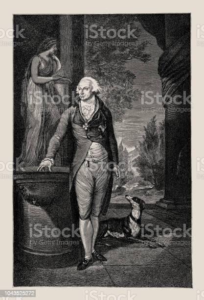 Karl August Von Hardenberg - Immagini vettoriali stock e altre immagini di Acquaforte