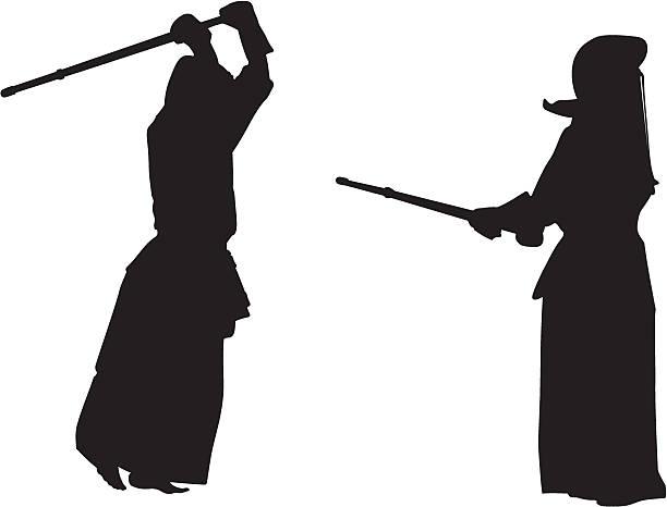 剣道 イラスト素材 Istock