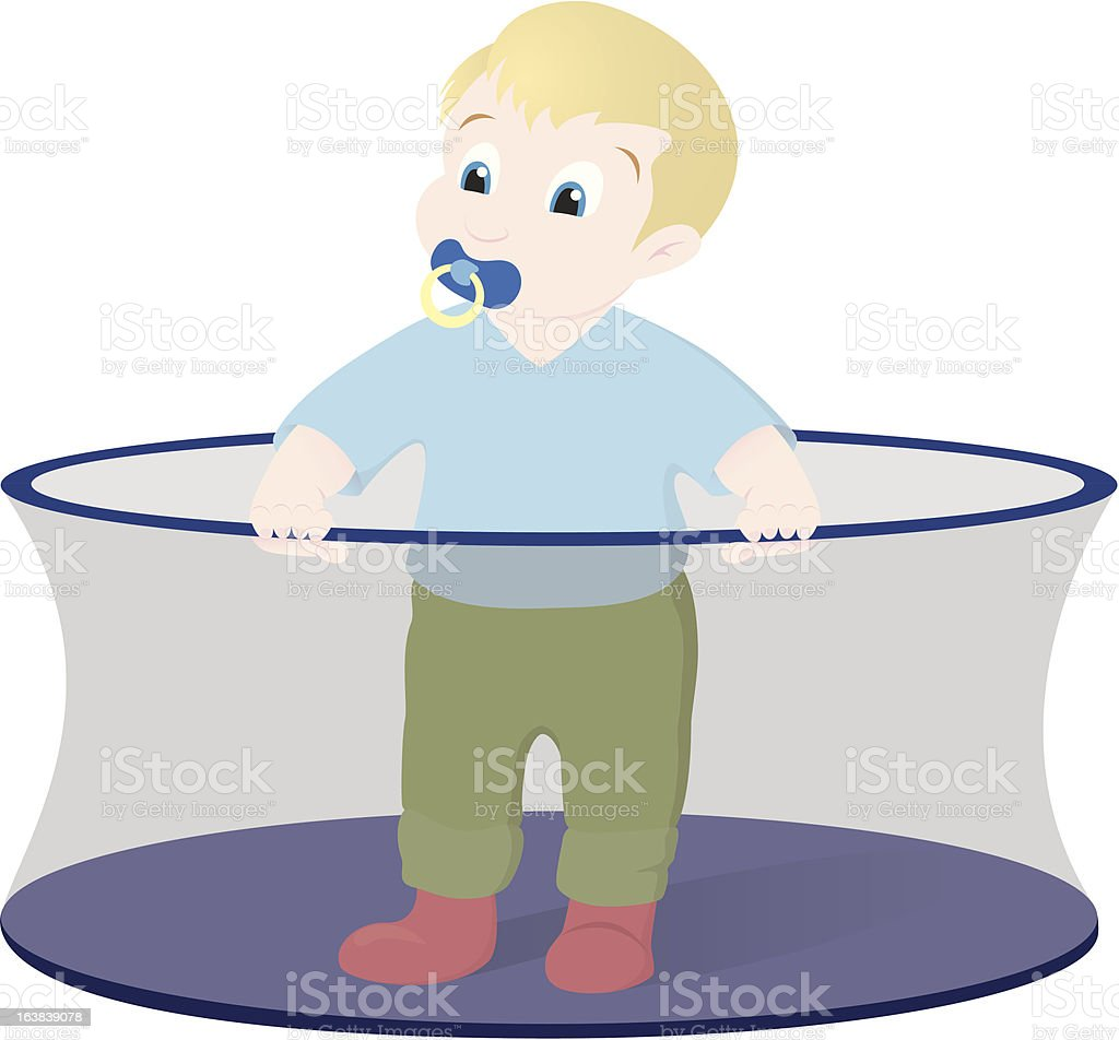 kid in the arena royalty-free kid in the arena stock vector art & more images of 0-11 months