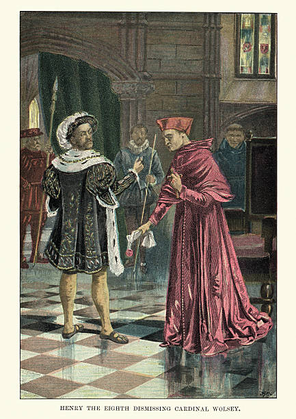 an analysis of henry viis foreign policy success under cardinal wolsey Henry's foray into france cost a great deal of money after 1514, he left foreign policy in the hands of cardinal wolsey (3) the rise of wolsey thomas wolsey was the son of ipswich butcher.
