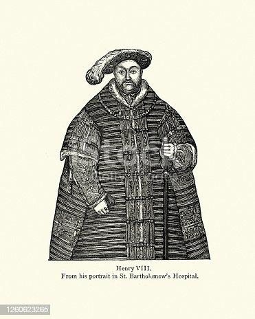 istock King Henry VIII 1260623265