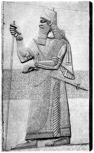 King of Assyria