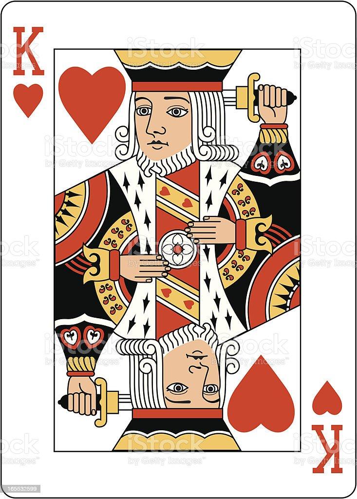 König Karte