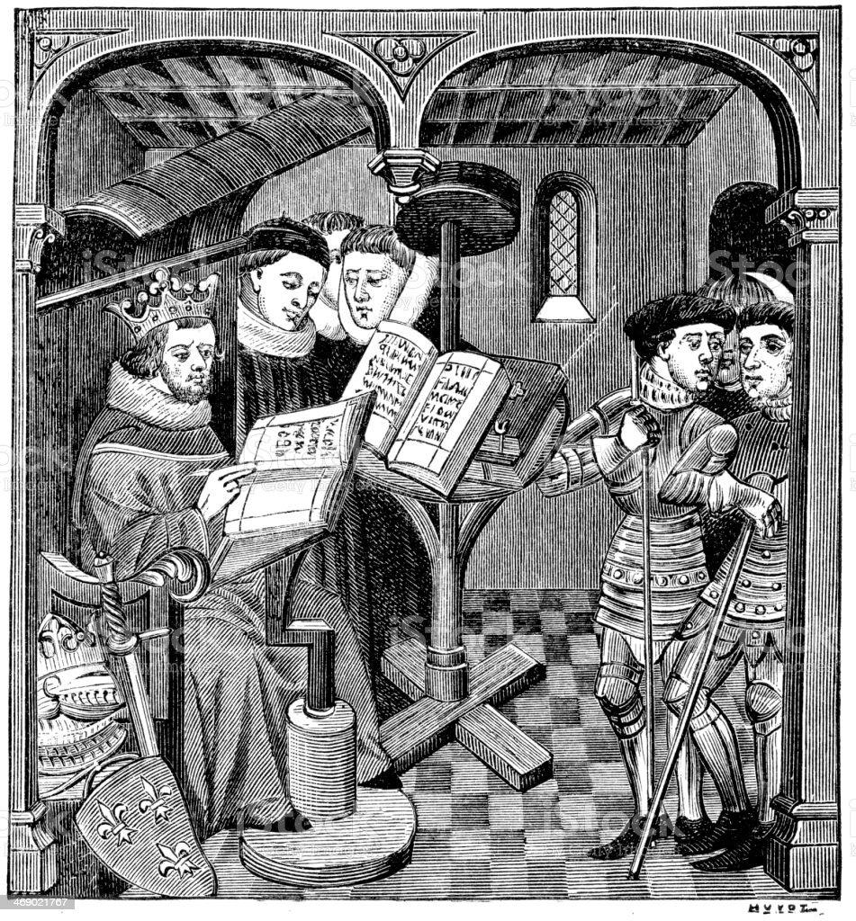 キングロバート - 14世紀頃のベ...