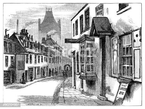 Lambeth High Street