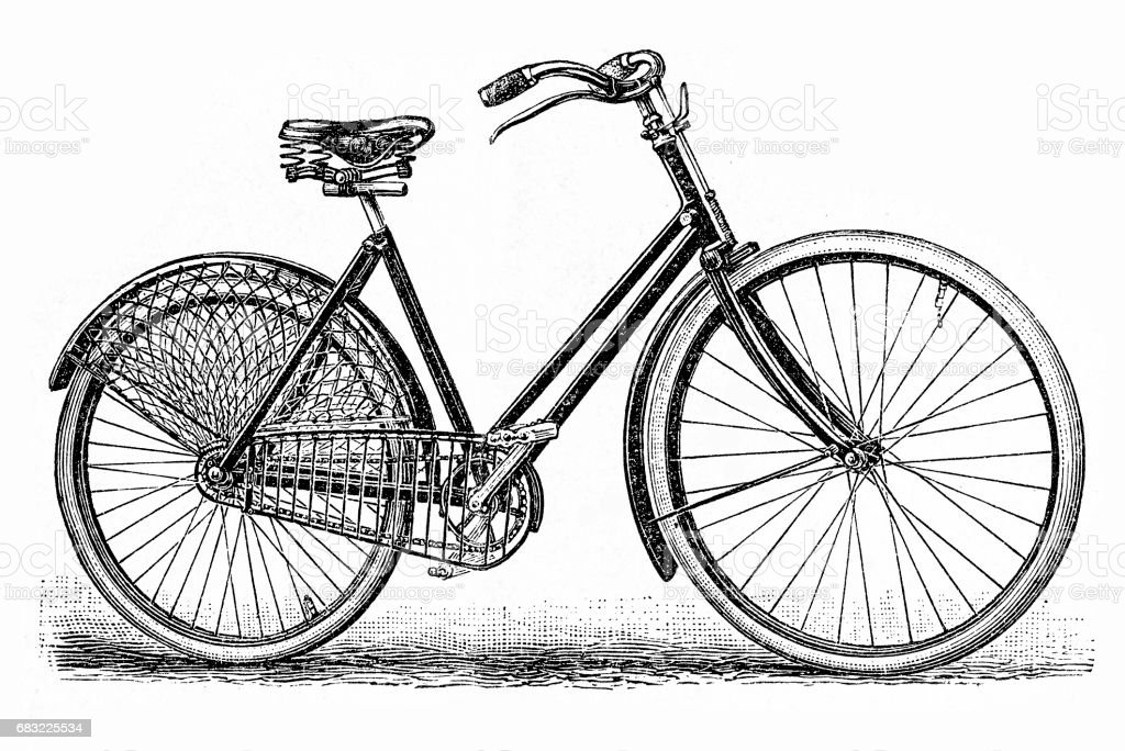 Land rover ladies bike land rover ladies bike - arte vetorial de stock e mais imagens de 1890-1899 royalty-free