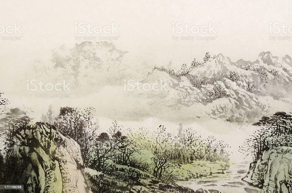 landscape royalty-free landscape stock vector art & more images of art
