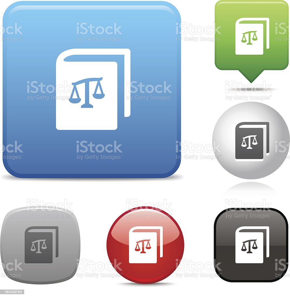 Law Book icon royalty-free law book icon stock vector art & more images of authority