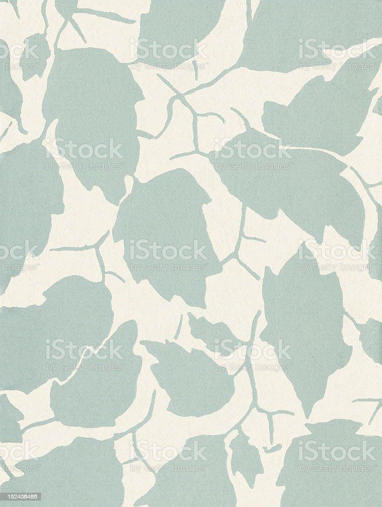 Leaf Pattern royalty-free leaf pattern stock vector art & more images of backgrounds