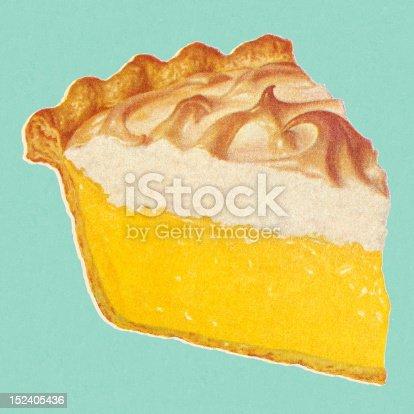 istock Lemon Meringue Pie 152405436
