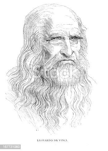 istock Leonardo Da Vinci 157731060