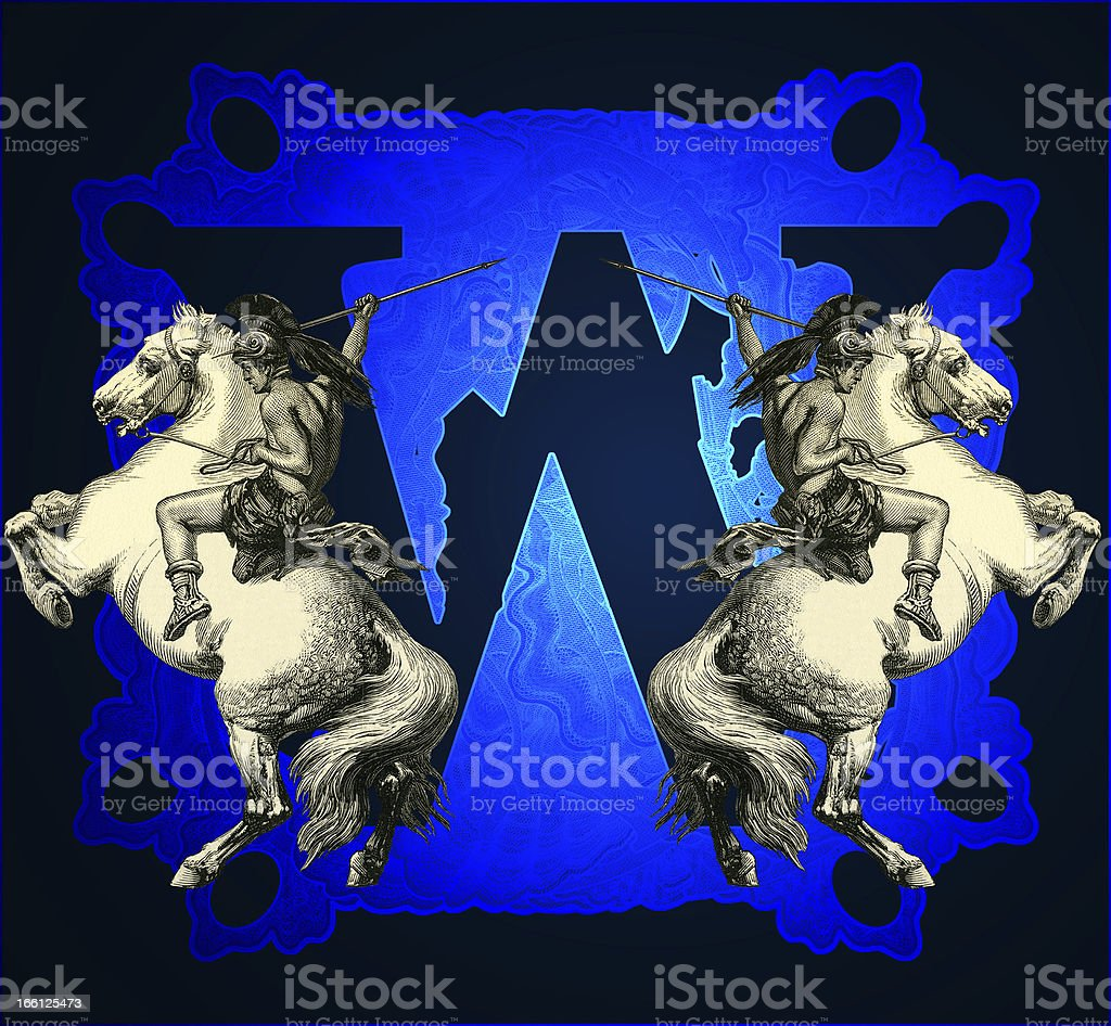 Letter W. royalty-free letter w stock vector art & more images of adulation
