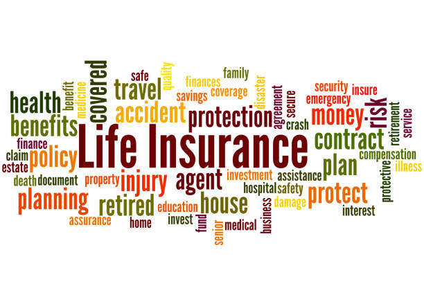 Royalty Free Life Insurance Concept Clip Art, Vector ...