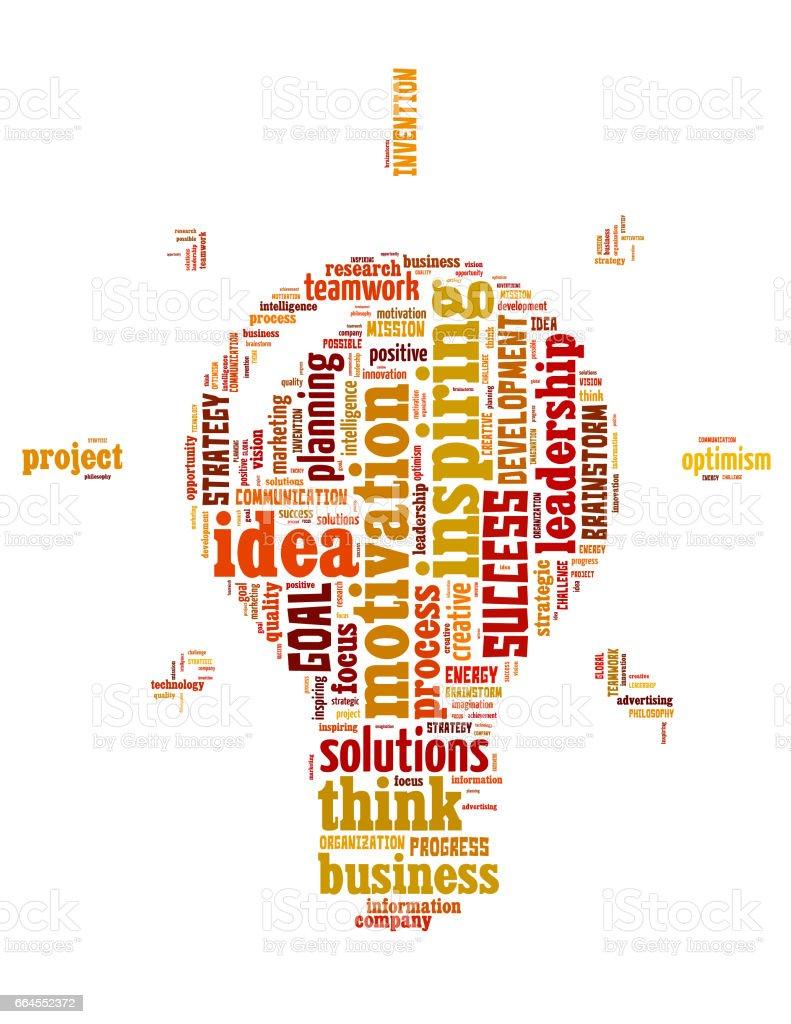 Light Bulb Idea, word cloud concept 9 royalty-free light bulb idea word cloud concept 9 stock vector art & more images of achievement