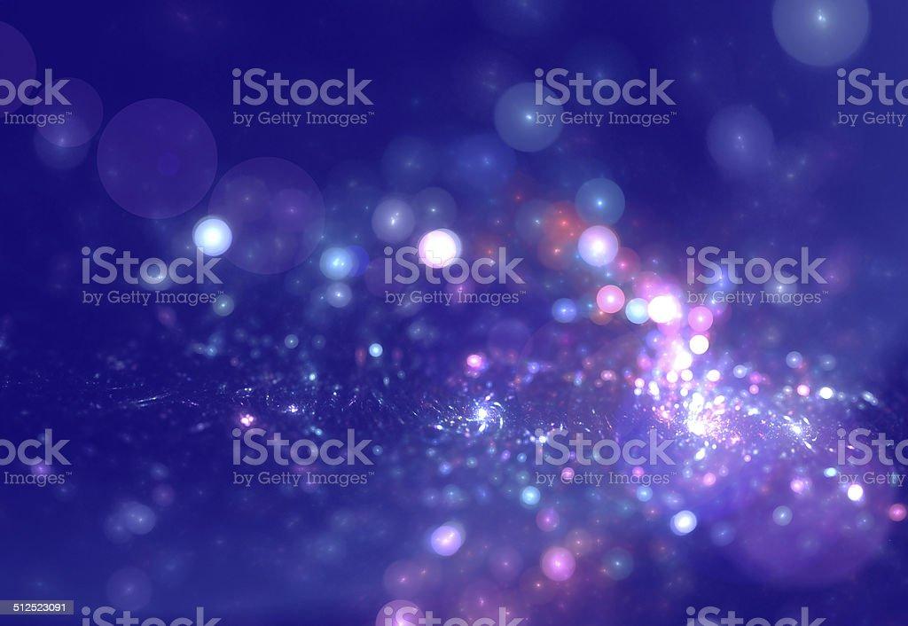 light celebratory background vector art illustration