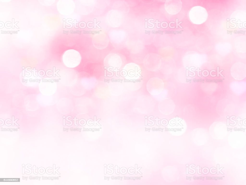 Light pink blurred background. vector art illustration