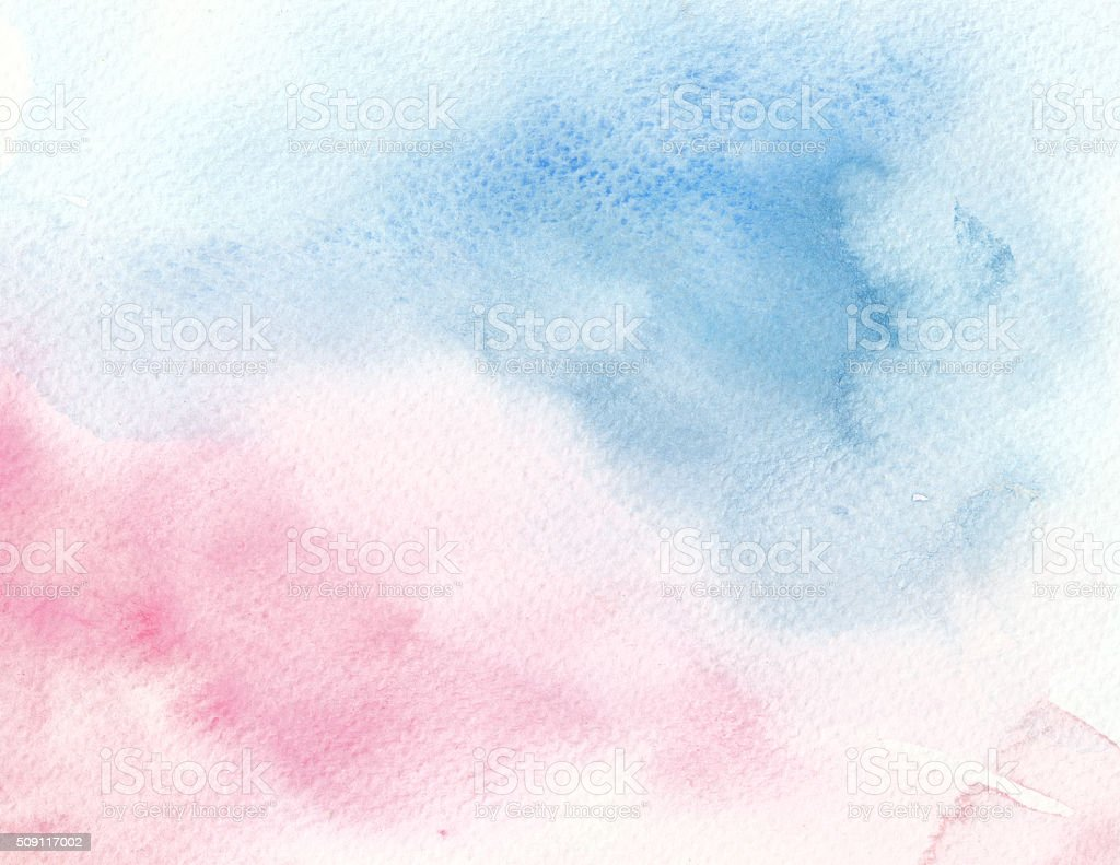 light tones watercolor background vector art illustration