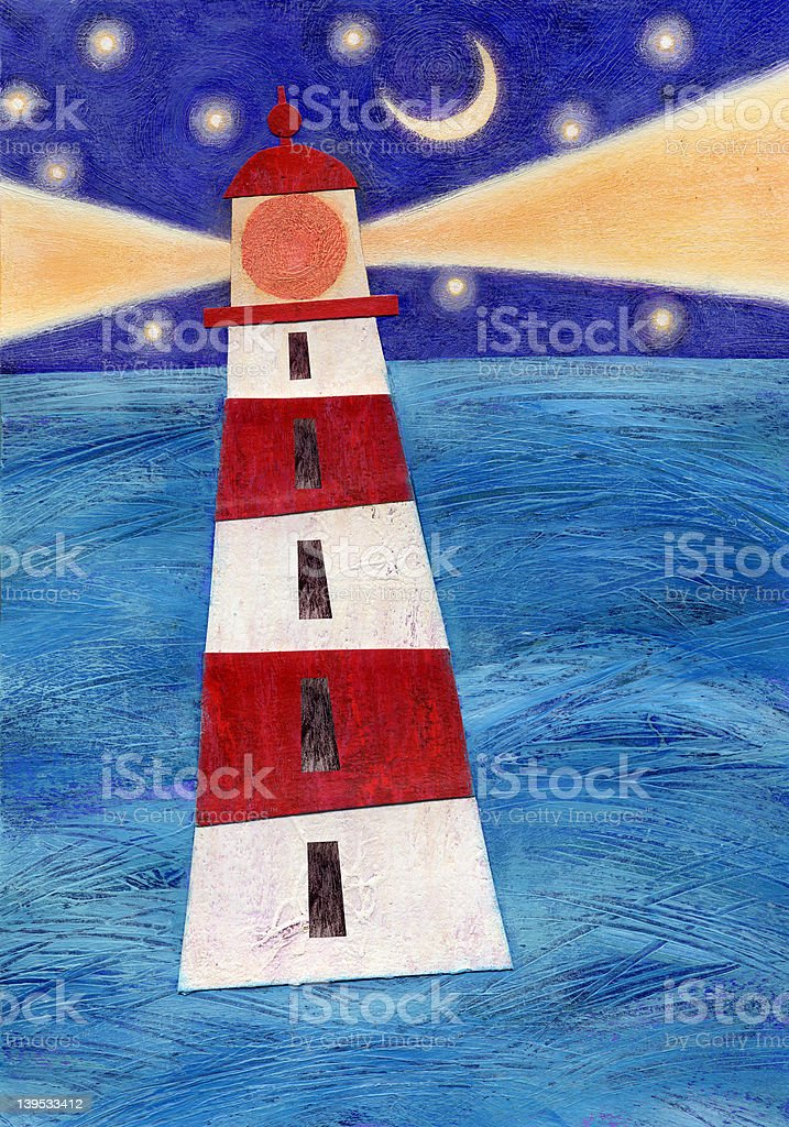 Lighthouse royalty-free lighthouse stock vector art & more images of art