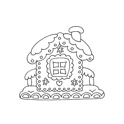15 Gingerbread House Ideas   416x416