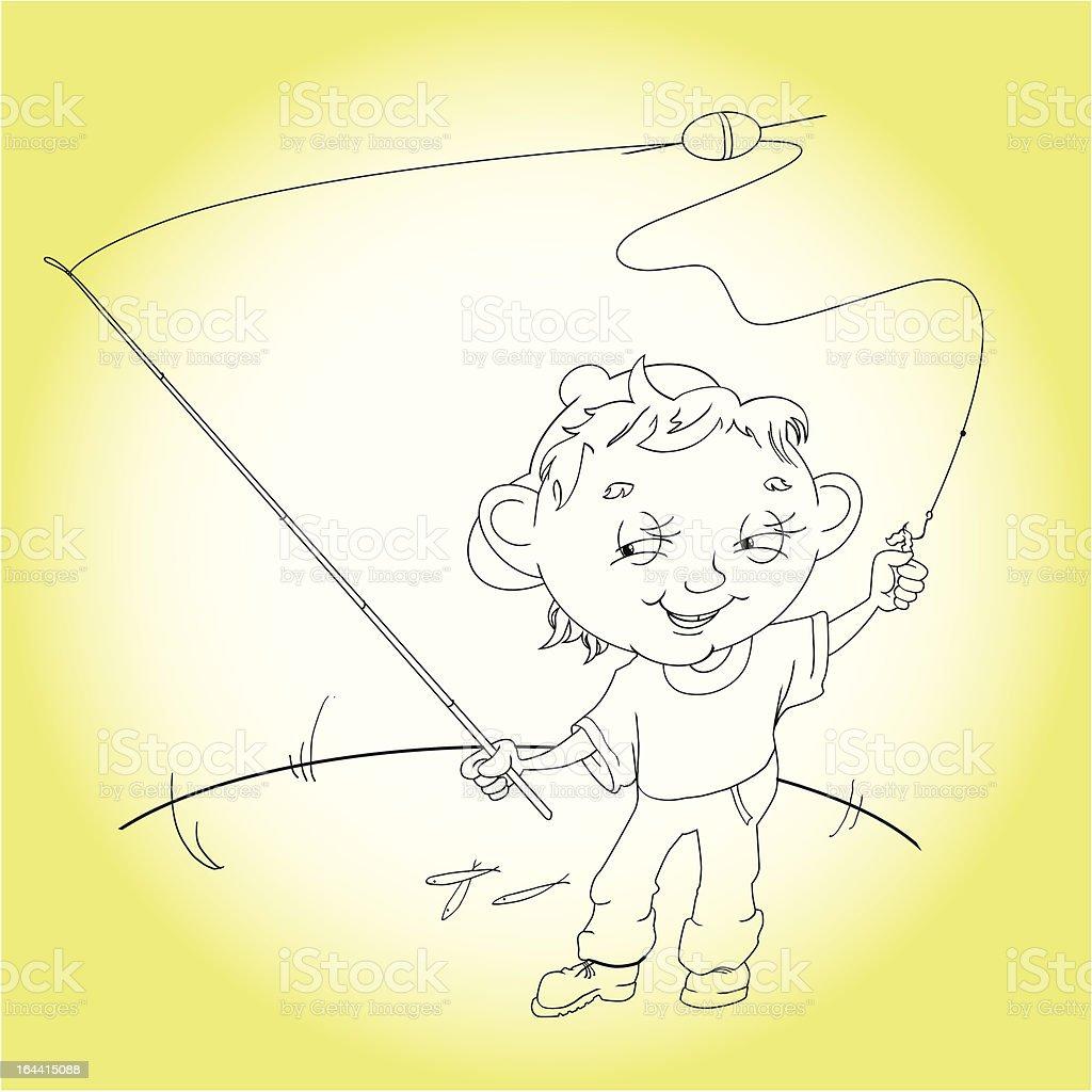 little fisherman