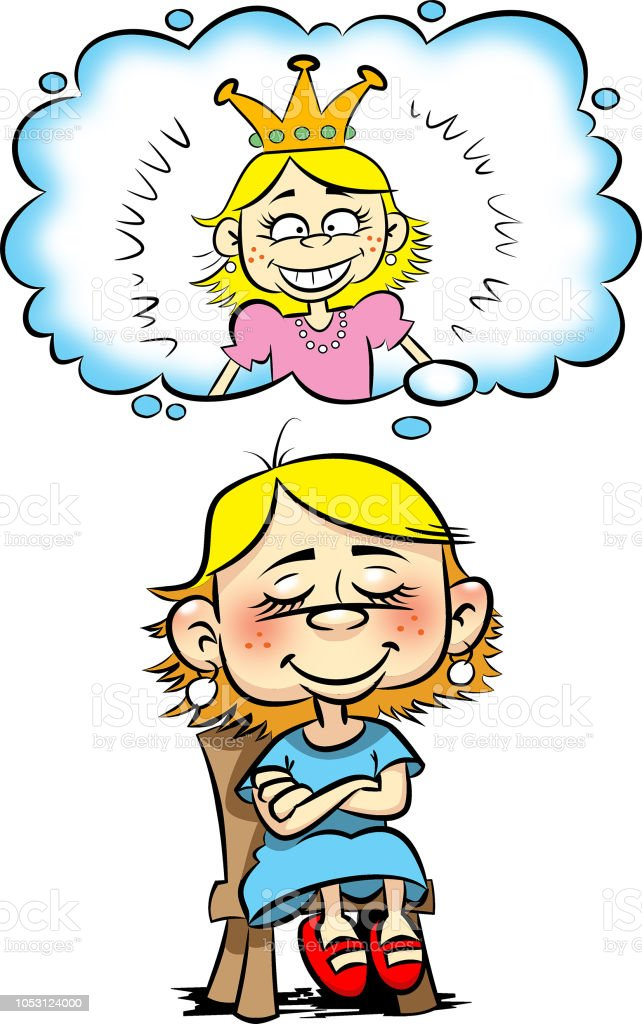Day Dreaming Stock Illustrations And Cartoons | Getty Images |Daydreaming Cartoon
