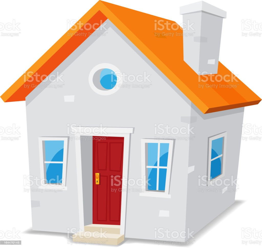Little House royalty-free little house stock vector art & more images of arranging
