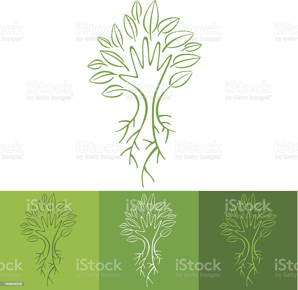 Living tree royalty-free living tree stock vector art & more images of concepts