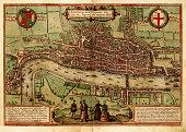 istock London Antique View 170620074