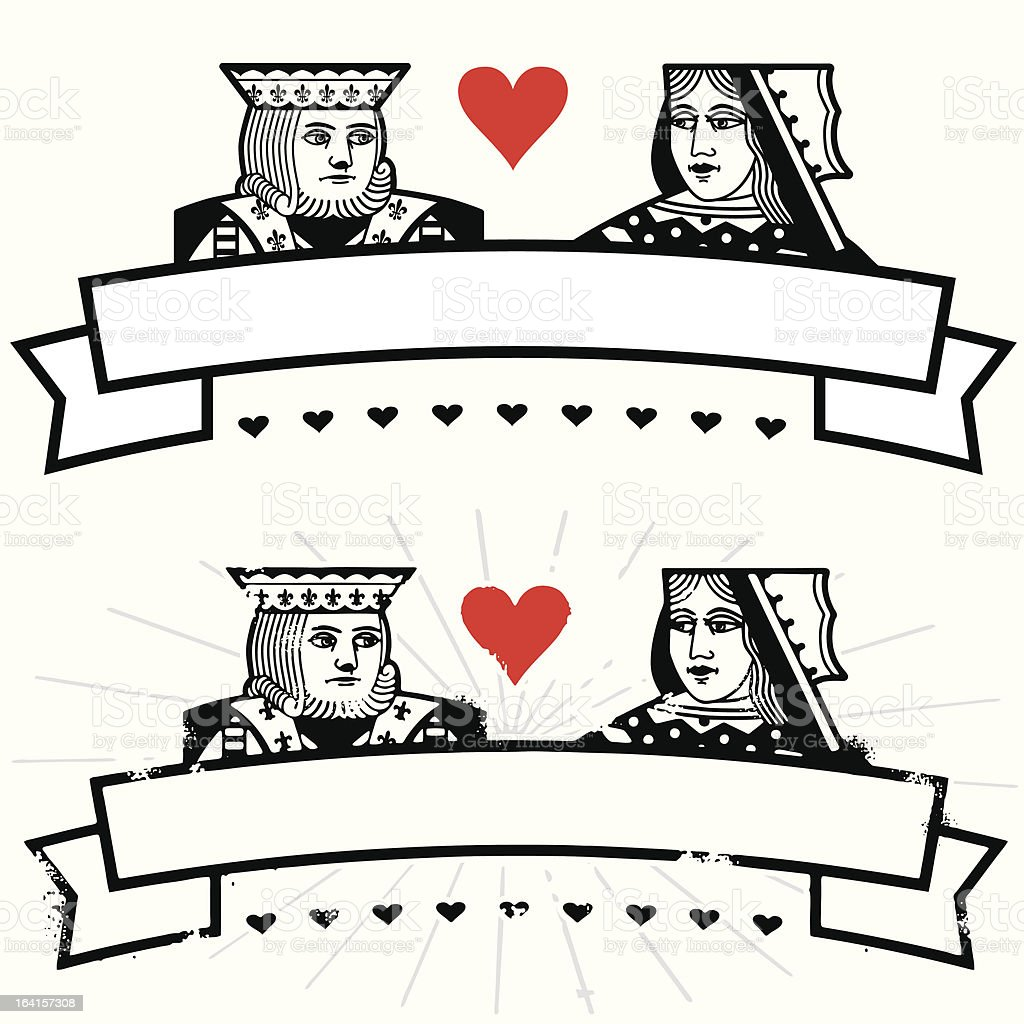 Long live love royalty-free stock vector art