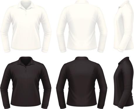 Long sleeve male shirt