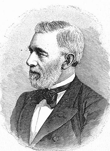 Lord Mayor of Frankfurt, Main, Johannes von Miquel