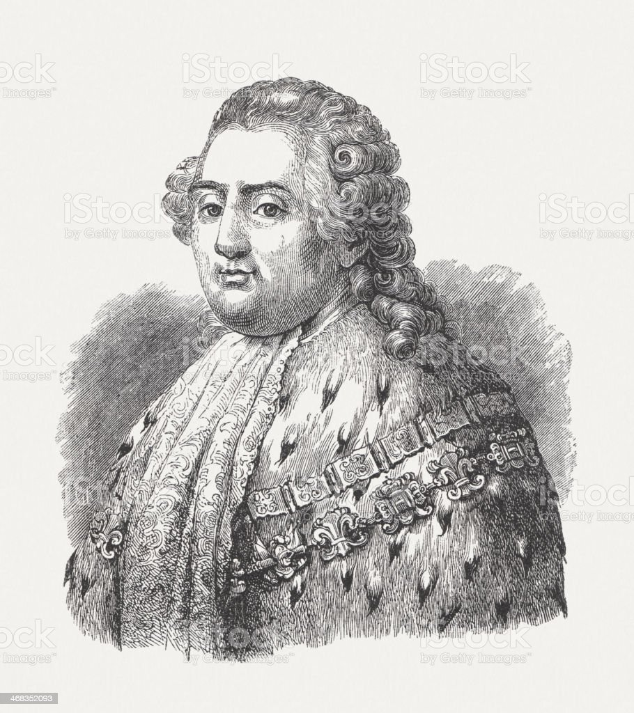 Louis XVI (1754-1793), French king, wood engraving, published in 1851 royalty-free louis xvi french king wood engraving published in 1851 stock vector art & more images of 19th century
