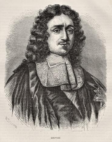 Louvois Portrait, 17th Century French History