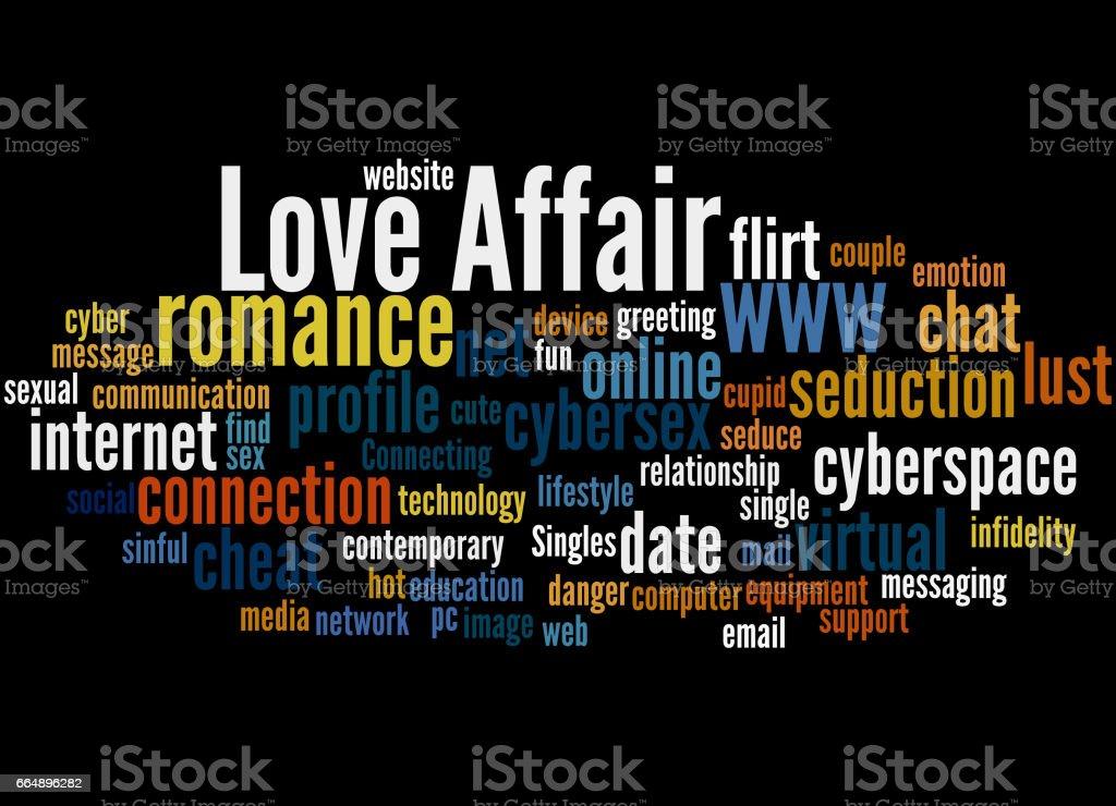 Love Affair, word cloud concept 8 love affair word cloud concept 8 - immagini vettoriali stock e altre immagini di amore royalty-free