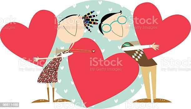 Love-vektorgrafik och fler bilder på Alla hjärtans dag