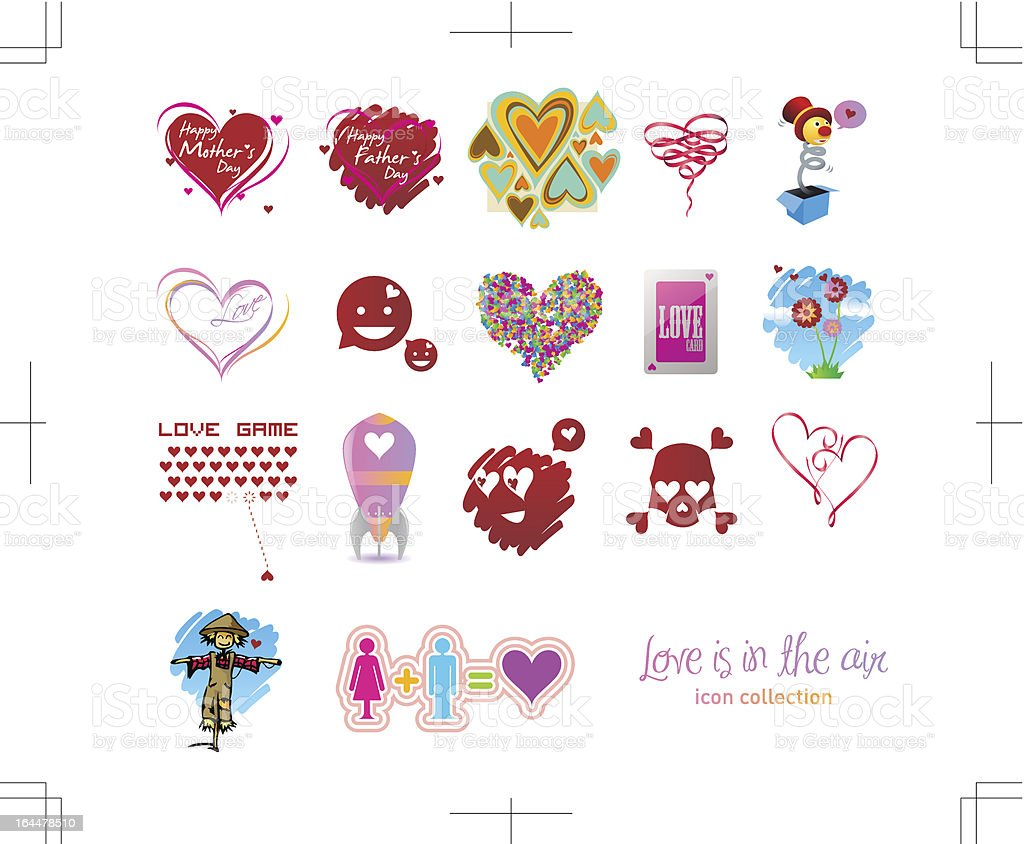 Love is in the air royalty-free love is in the air stock vector art & more images of adult