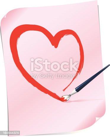 istock Love Letter 164544325