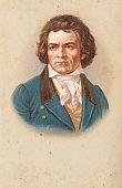 istock Ludwig van Beethoven portrait 1206450478