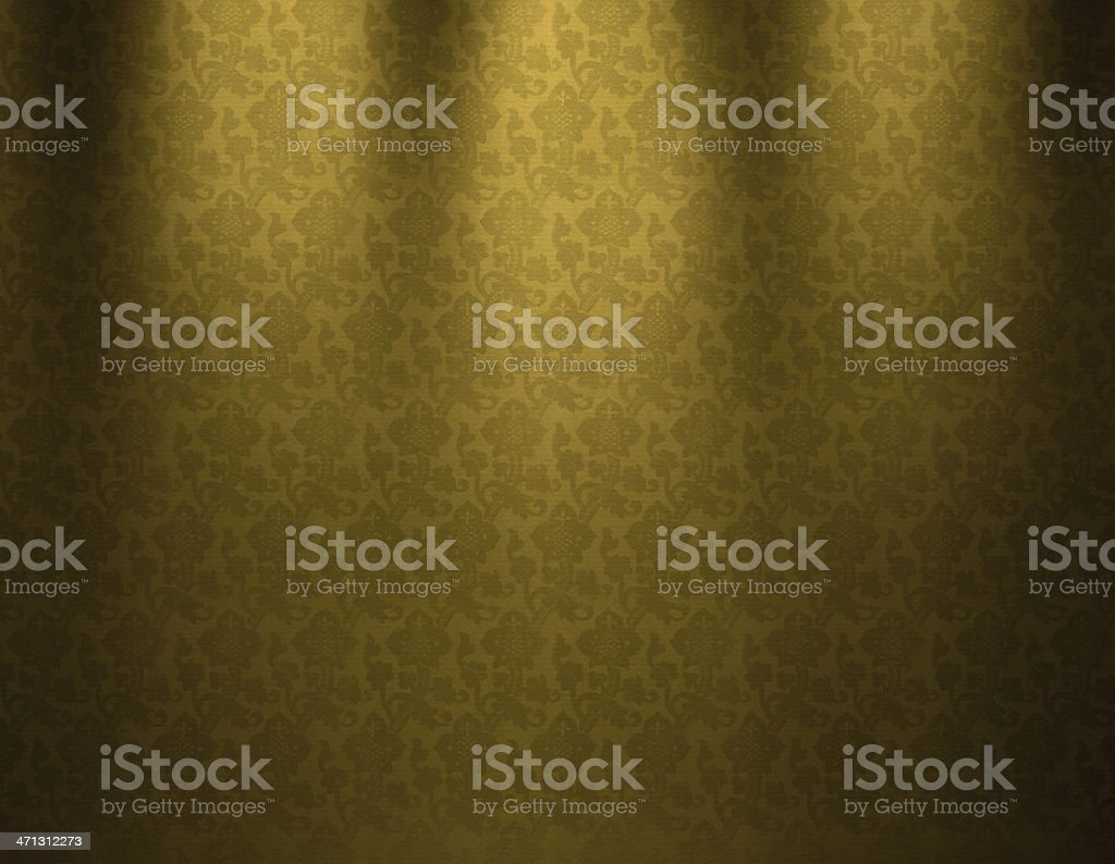 Luxurious Wallpaper royalty-free stock vector art