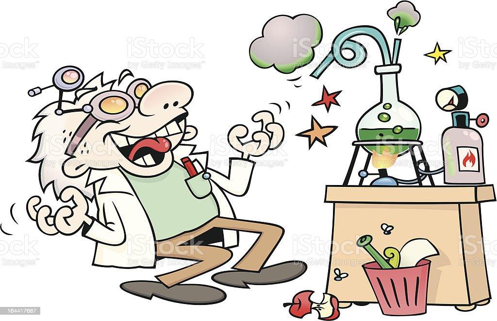 Risultati immagini per scienziato pazzo