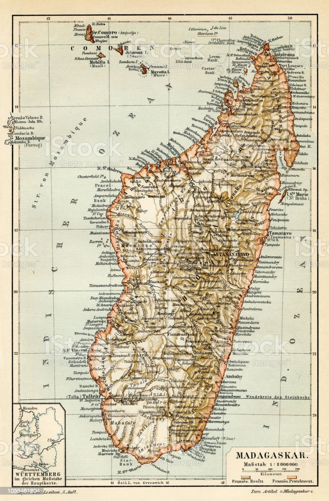 Madagascar Ceylon Map 1895 Stock Illustration - Download ... on tunis map, sumatra map, timbuktu map, bengal map, punjab map, moluccas map, canton map, south asia, malaysia map, china map, kiev map, ghana map, burma map, japan map, gujarat map, kabul map, damascus map, morocco map, singapore map, tibet map, congo africa located on map,