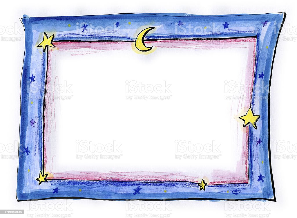 Magic Frame Stock Vector Art & More Images of Blank 176864836 | iStock