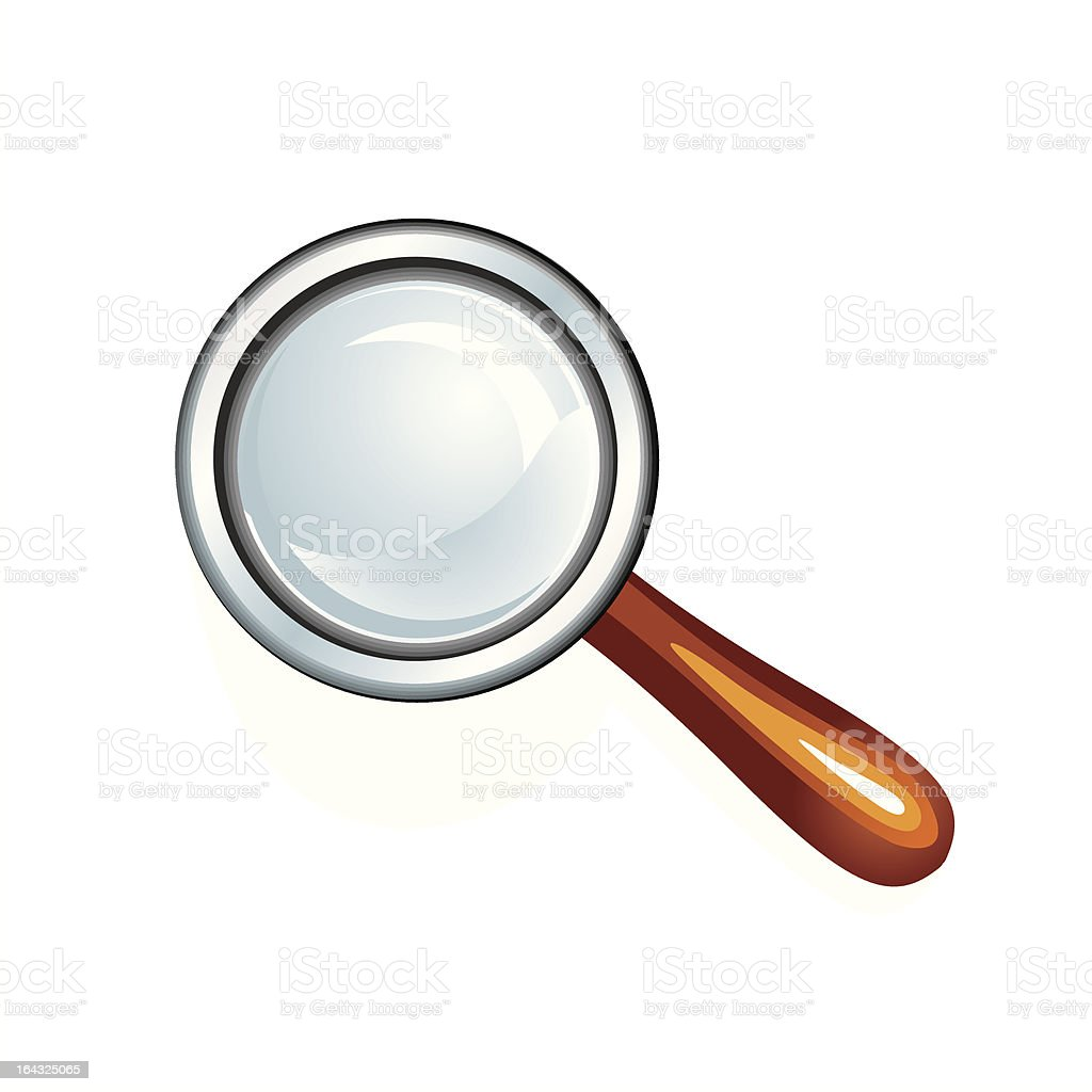 magnifying glass royalty-free magnifying glass stock vector art & more images of asking