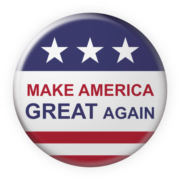 Make America Great Again Illustrations, Royalty-Free ...