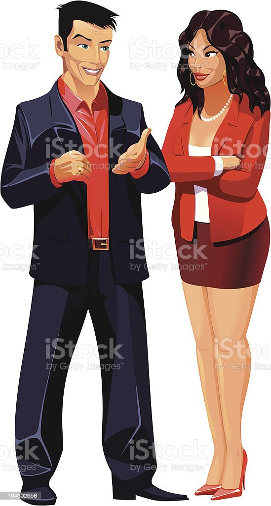 Man and women royalty-free man and women stock vector art & more images of adult